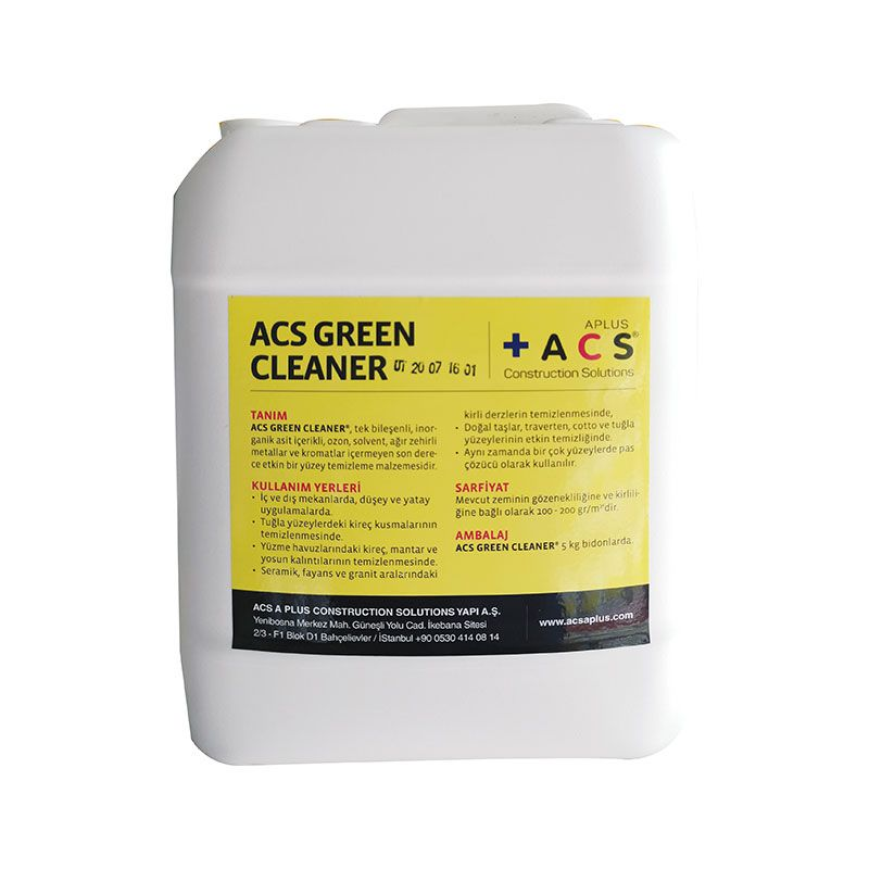 ACS GREEN CLEANER ®